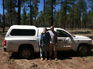 NAU_Centennial_Forest, School_of_Forestry, nick_aflitto